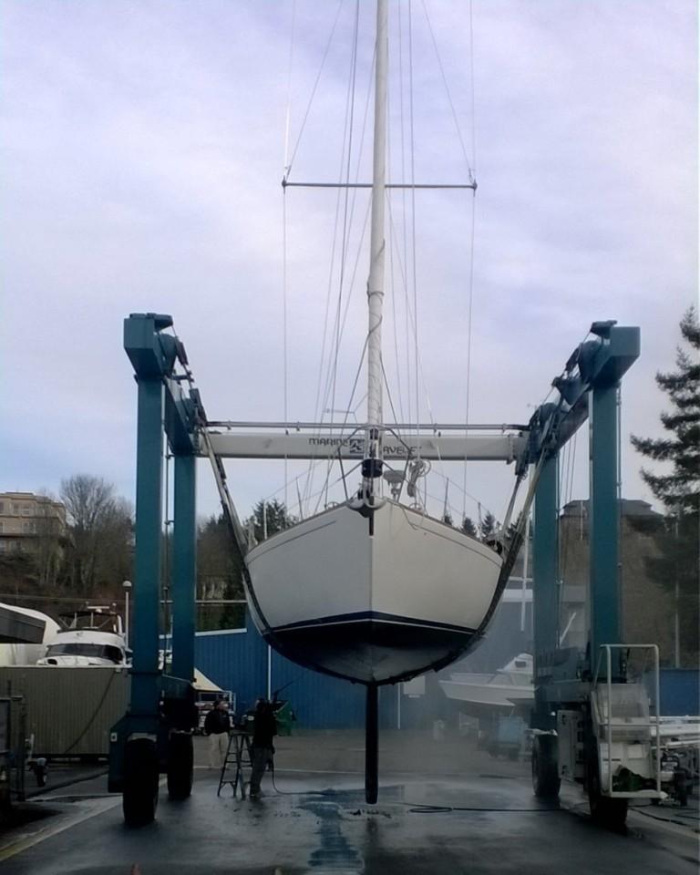 J/44 Survey Day! | Sail Northwest