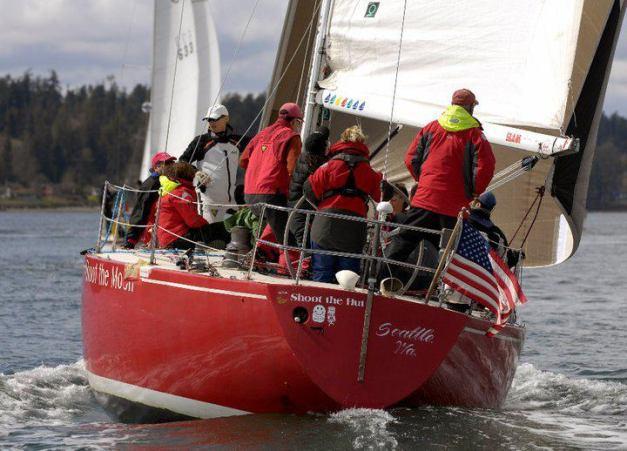 Sailing Transom