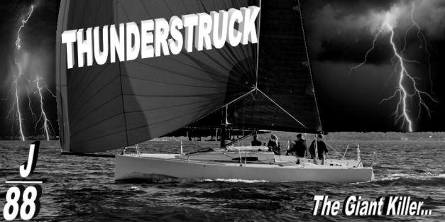 Thunderstruck BW