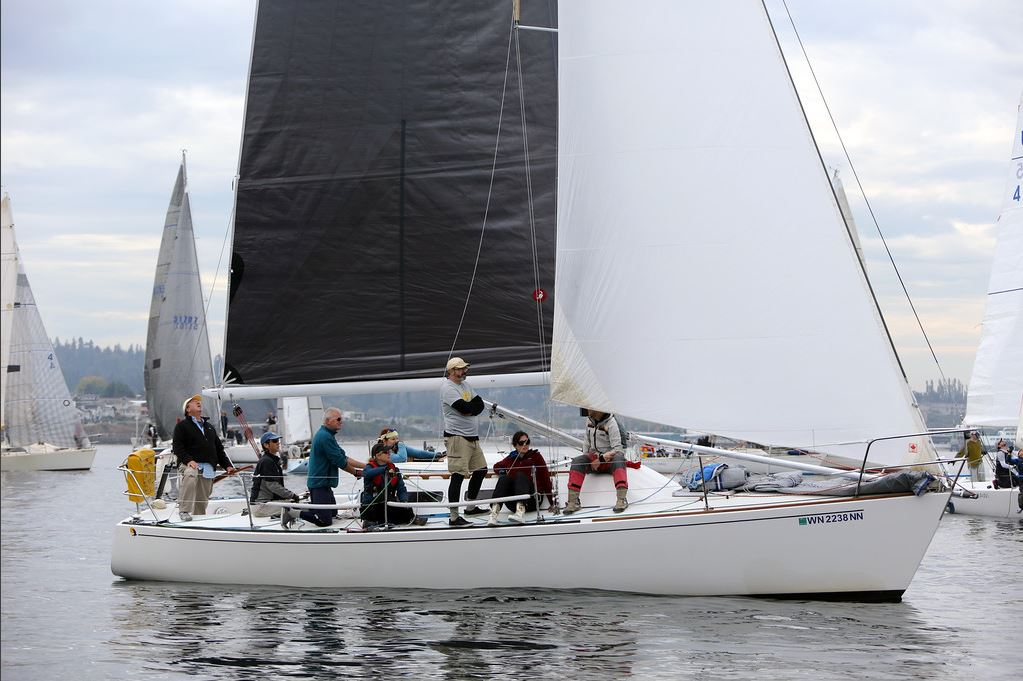 Foulweather Bluff Race   Sail Northwest