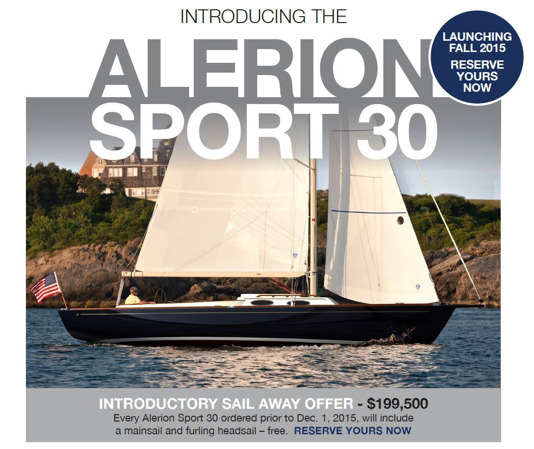 The Alerion Sport 30