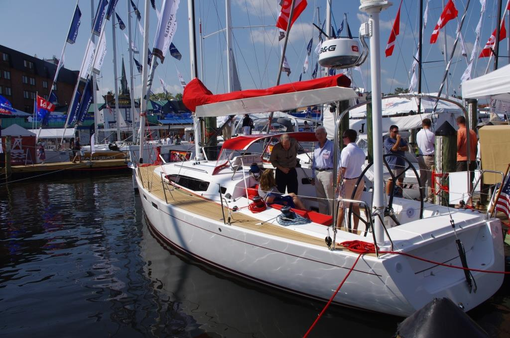 The Annapolis Boat Show Review. | Sail Northwest