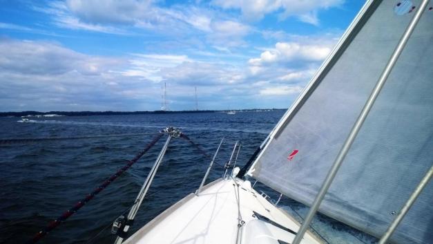 Salona 41 Test Sail (2)