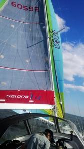 Salona 41 Test Sail (6)