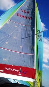 Salona 41 Test Sail (7)