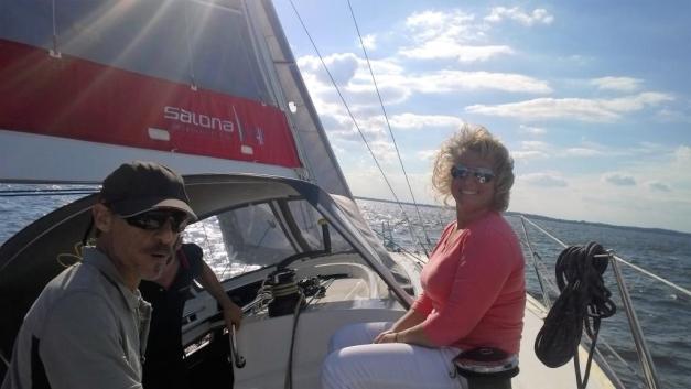 Salona 41 Test Sail (8)