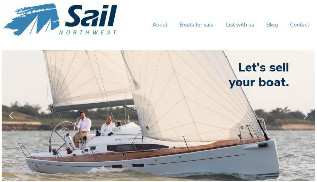 Visit our Website - SailNorthwest.com